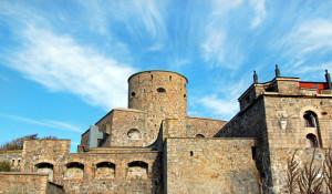 Guidade turer på fästningen