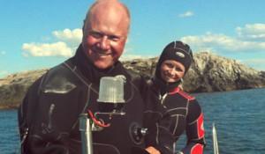 Upplev Marstrands dykvatten
